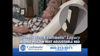 Craftmatic TV Spot, 'Save on Adjustable Beds' - Thumbnail 4