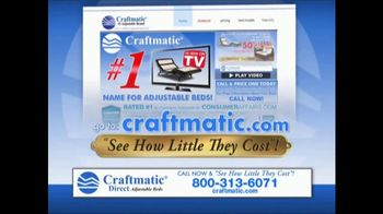 Craftmatic TV Spot, 'Save on Adjustable Beds' - Thumbnail 8