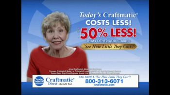 Craftmatic TV Spot, 'Save on Adjustable Beds' - Thumbnail 9
