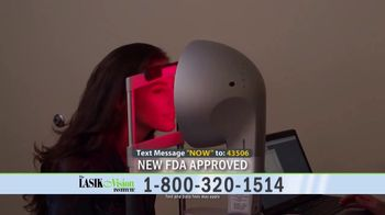 The LASIK Vision Institute Contoura Vision TV Spot, 'Topography Guided' - Thumbnail 3