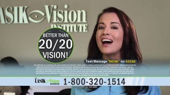 The LASIK Vision Institute Contoura Vision TV Spot, 'Topography Guided' - Thumbnail 4