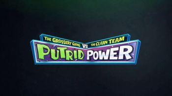 The Grossery Gang TV Spot, 'Putrid Power'