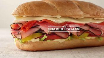 Arby's Smoked Italian Porchetta TV Spot, 'Italian Art' - Thumbnail 4