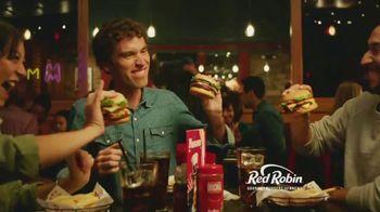 Red Robin $6.99 Tavern Lineup TV Spot, 'Down to Hang out' - Thumbnail 5