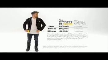 Sprint Unlimited TV Spot, 'Sprint Flex: Galaxy Forever' [Spanish] - Thumbnail 2