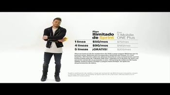 Sprint Unlimited TV Spot, 'Sprint Flex: Galaxy Forever' [Spanish] - Thumbnail 3