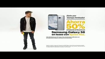 Sprint Unlimited TV Spot, 'Sprint Flex: Galaxy Forever' [Spanish] - Thumbnail 6