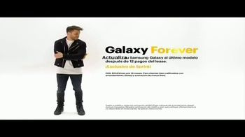 Sprint Unlimited TV Spot, 'Sprint Flex: Galaxy Forever' [Spanish] - Thumbnail 7