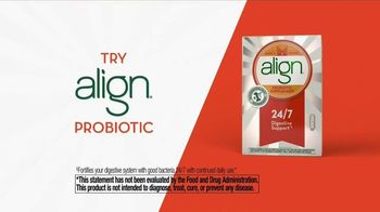 Align Probiotics TV Spot, 'Looking for Balance' - Thumbnail 2
