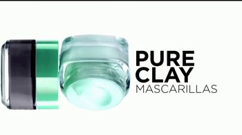 L'Oreal Paris Mascarillas Pure Clay TV Spot, 'Detox ya' [Spanish] - Thumbnail 10
