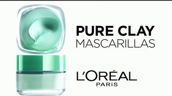 L'Oreal Paris Mascarillas Pure Clay TV Spot, 'Detox ya' [Spanish] - Thumbnail 4