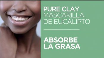 L'Oreal Paris Mascarillas Pure Clay TV Spot, 'Detox ya' [Spanish] - Thumbnail 6