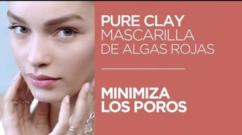 L'Oreal Paris Mascarillas Pure Clay TV Spot, 'Detox ya' [Spanish] - Thumbnail 7