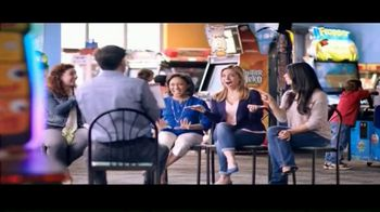 Chuck E. Cheese\'s TV Spot, \'Moms\'