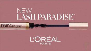 L'Oreal Paris Lash Paradise TV Spot, 'Feathery' Feat. Elle Fanning - Thumbnail 3