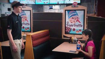 Dairy Queen Triple Truffle Blizzard TV Spot, 'Full of Surprises'
