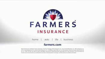 Farmers Insurance TV Spot, 'Hall of Claims: Fright-ning Bolt' - Thumbnail 6