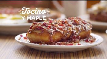 IHOP French-Toasted Donuts TV Spot, '¡Las cejas hablan!' [Spanish] - Thumbnail 4