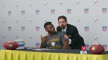 NFL Fantasy Football TV Spot, 'Be a Total Boss' Featuring Antonio Brown - Thumbnail 3