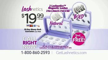 Lashnetics TV Spot, 'Beauty Innovation' - Thumbnail 7