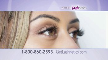 Lashnetics TV Spot, 'Beauty Innovation' - Thumbnail 4
