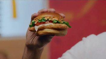 McDonald's Signature Sriracha Sandwich TV Spot, 'Turn It Up' - Thumbnail 1
