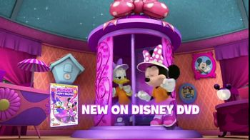 Minnie's Happy Helpers Home Entertainment TV Spot