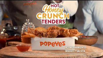 Popeyes Hot Honey Crunch Tenders TV Spot, 'Árbol de magnolia' [Spanish] - Thumbnail 8