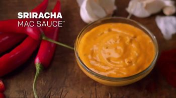 McDonald's Sriracha Mac Sauce TV Spot, 'Take Things Up'