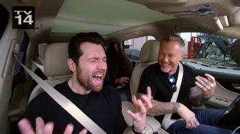 Apple Music TV TV Spot, 'Carpool Karaoke: On the Road Again' - Thumbnail 2
