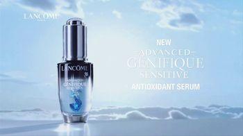 Lancôme Paris Advanced Génifique Sensitive TV Spot, 'Antioxidant Serum' - Thumbnail 9