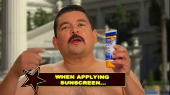 Caesars Palace TV Spot, 'Sunscreen' Featuring Guillermo Rodriguez