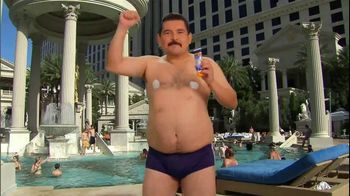 Caesars Palace TV Spot, 'Sunscreen' Featuring Guillermo Rodriguez - Thumbnail 5
