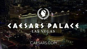 Caesars Palace TV Spot, 'Bacchanal Buffet' Featuring Guillermo Rodriguez - Thumbnail 7