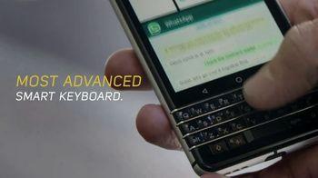 BlackBerry KEYone TV Spot, 'Built to Do More' - Thumbnail 6