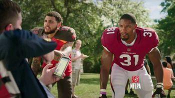 NFL Fantasy Football TV Spot, 'Potato Salad' Ft. David Johnson, Mike Evans - Thumbnail 7