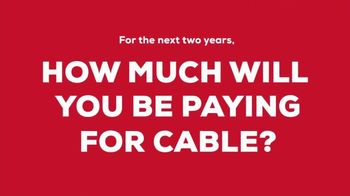 FiOS by Frontier TV Spot, 'Cable Keeps Raising Prices' - Thumbnail 1