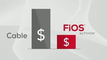 FiOS by Frontier TV Spot, 'Cable Keeps Raising Prices' - Thumbnail 2