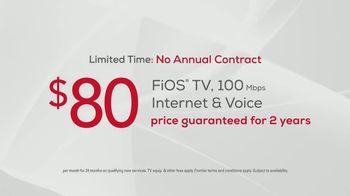 FiOS by Frontier TV Spot, 'Cable Keeps Raising Prices' - Thumbnail 6