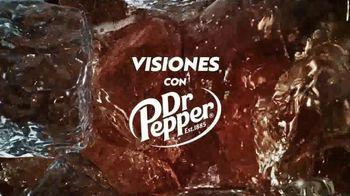 Dr Pepper TV Spot, 'Dr Pepper Sights' [Spanish]