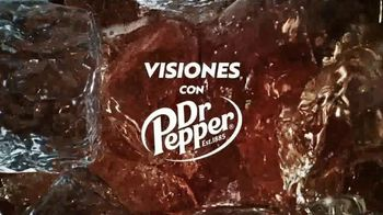 Dr Pepper TV Spot, 'Dr Pepper Sights' [Spanish]