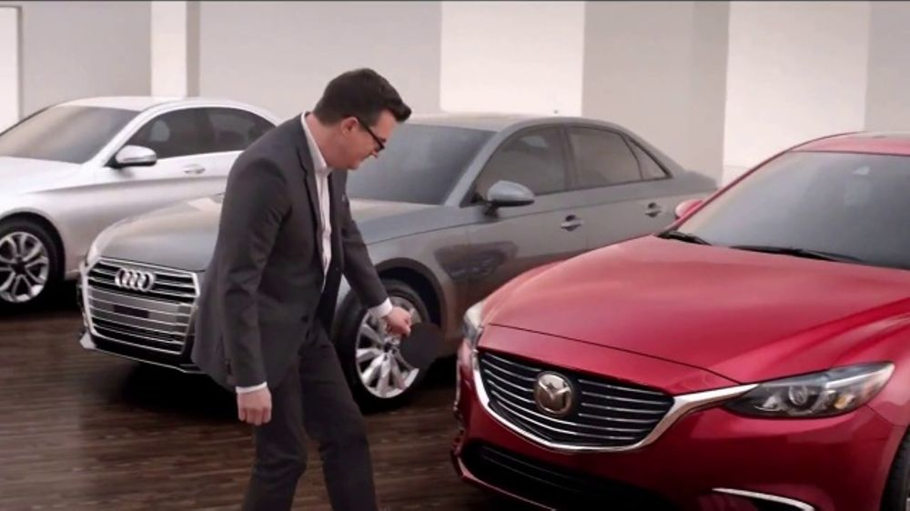 mazda driver 39 s choice event tv commercial 39 driving. Black Bedroom Furniture Sets. Home Design Ideas