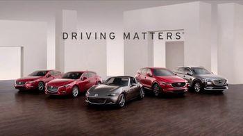 Mazda Driver's Choice Event TV Spot, 'Driving Matters: 2017 Premium Sedans' - Thumbnail 10