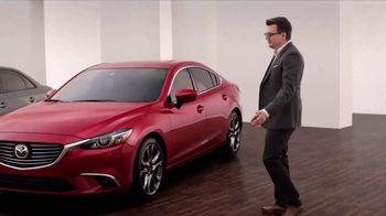 Mazda Driver's Choice Event TV Spot, 'Driving Matters: 2017 Premium Sedans' - Thumbnail 7
