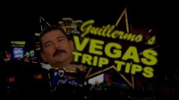 Visit Las Vegas TV Spot, 'ABC: Guillermo's Vegas Trip Tips' - Thumbnail 1