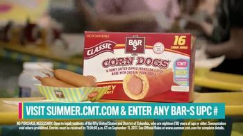 CMT Summer of Music Sweepstakes TV Spot, 'Artist: Jillian Jacqueline' - Thumbnail 6