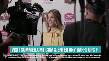 CMT Summer of Music Sweepstakes TV Spot, 'Artist: Jillian Jacqueline' - Thumbnail 7
