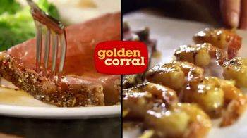Golden Corral Prime Rib & Shrimp Weekend Spectacular TV Spot, 'Endless' - Thumbnail 7