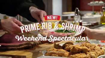 Golden Corral Prime Rib & Shrimp Weekend Spectacular TV Spot, 'Endless' - Thumbnail 1