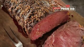 Golden Corral Prime Rib & Shrimp Weekend Spectacular TV Spot, 'Endless' - Thumbnail 6
